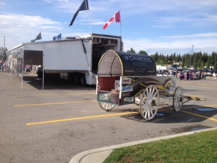 Market Mall Southcentre Mall Stampede Caravan Breakfasts